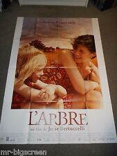 THE TREE - ORIGINAL HUGE FRENCH POSTER - 2010 - CHARLOTTE GAINSBOURG