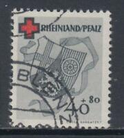 GERMANY France occ. RHEINLAND-PFALZ  MI 45A  cv 135$ used