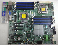Used SuperMicro X8DT6-F SERVER BOARD Dual LGA 1366 XEON MOTHERBOARD 8-Port SAS