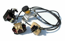 New Go-kart Parts Brake Master Cylinder Kit, Kd150Brkit with Calipers and Hoses