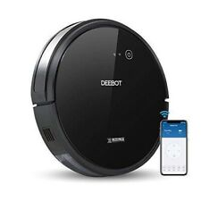 ECOVACS DEEBOT 601 Robotic Vacuum Cleaner with App Control