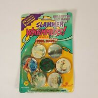Pogs Slammer Whammers 1994 Sealed Cool Caps Series 2 Collector Cap Game # 7265D
