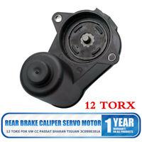 REAR BRAKE CALIPER ELECTRIC HANDBRAKE SERVO MOTOR 12 TOOTH VW PASSAT 3C0998281