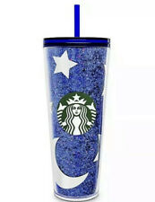 Mickey Mouse Tumbler with Straw by Starbucks – Disneyland- Wishes Come True Blue