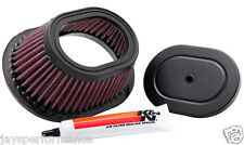 Kn air filter Reemplazo Para Yamaha YFS200 Blaster/Grizzly 88-09