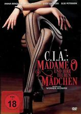 C.I.A. Madame O und ihre teuren Mädchen | Erotik | Erstmals auf DVD [FSK18] DVD