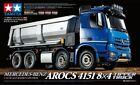 Tamiya 56366 - 1:14 RC MB Arocs 4151 Kipper 8x4 - New