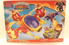 Mega Bloks Skylanders Giants Spyro Arkeyan Copter Attack 95418 NEW 138 Pieces
