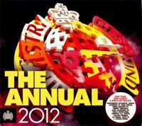 THE ANNUAL 2012 various (3x CD, Compilation) House, Dubstep, Drum n Bass, Trance