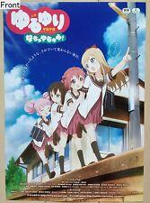 YuruYuri Nachuyachumi!  Promotional Poster