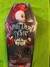 Living Dead Dolls Resurrection Sheena-Limited to 525 worldwide!