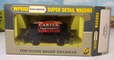 Wrenn Railways W5025 Ore Wagon Carter boxed P3 x 2 wagons