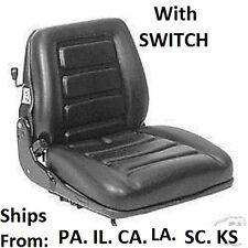 TENNANT SCRUBBER SWEEPER SEAT BOTTOM CUSHION fo GRAMMER SUSPENSION SEAT B12 GS12