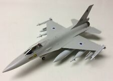 Lot of 2 Built 1/72 Scale Models F-16 Falcon & A-4 Skyhawk with Israeli Markings