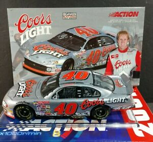STERLING MARLIN #40 Coors Light 2001 INTREPID R/T 1:24 ACTION