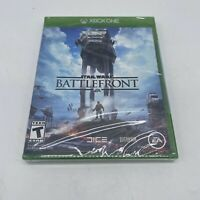 Star Wars Battlefront Xbox One Game Brand New Sealed