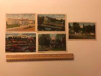 Lot 35 5 Postcard Hershey Pennsylvania Post card Classic Vintage