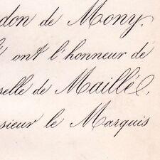Marthe Maillé De La Tour Landry 1868 Arthur D'Anglade