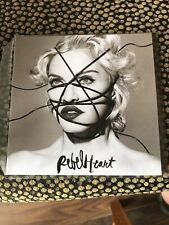 MADONNA  - LIVING FOR LOVE  UK PROMO universal CD single  - rebel heart