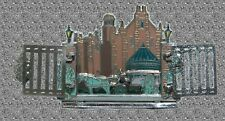 The Haunted Mansion (Diorama)  Pin of the Month - WDW - DISNEY - LE 1000