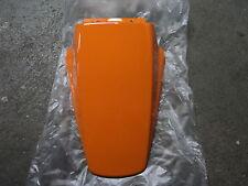 DERBI SENDA Cubierta de asiento, Cubierta Naranja ORIGINAL 00h00618164