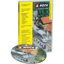 GUIDA PAESAGGISTICA IN FORMATO DVD Ratgeber Modell-Landschaftsbau NOCH 71914