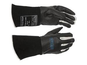 """Parweld Panther /""""PRO/"""" Professionnel soudage Tig Glove Gant P3839 renforcé"""