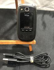 Samsung Convoy 2 SCH-U660 (Verizon) Page Plus 3G Rugged Flip Camera Cell Phone