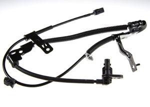 ABS Wheel Speed Sensor-4-Wheel ABS Front Left Holstein fits 2007 Kia Rondo