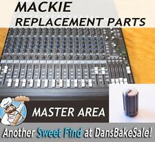 Mackie Mixer Replacement Master Area Single Knob for 1202 1402 1604 VLZ VLZ PRO