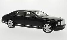 1:18 Rastar - Bentley Mulsanne LHD (Negro)