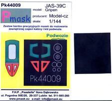Model Maker 1/144 SAAB JAS-39C GRIPEN Jet Fighter Paint Mask Set Model-CZ Kit
