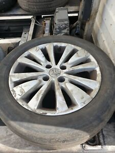 Citroen C4 Grand Picasso Alloy Wheel And Tyre 16 Inch Spare