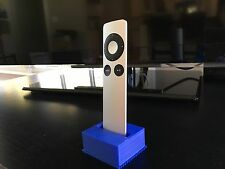 Apple TV Tabletop Remote Stand Holder-Universal If Fit!Custom Colors-MADE IN USA