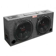 "NEW Dual 12"" Subwoofer Speaker Box.Full Range Cabinet Stereo System.ATV jeep"