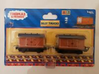 Thomas The Tank Engine & Friends ERTL SILLY TRUCKS VERY RARE NEW AND SEALED