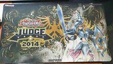 Yugioh! Judge 2014 Dark Magician Girl the Dragon Knight playmat