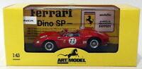 Art Model 1/43 Scale ART047 - Ferrari Dino SP Bridehampton 1964 - S. McLellan