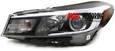 2017-2018 Kia Forte Driver Left Side Led Head Light