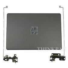 New HP 17BS 17-BS 17-BS049dx Lcd Back Cover 933293-001 926484-001 W Hinges US