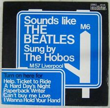 Interprètes Beatles 33 tours The Hobos Sounds like the Beatles