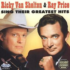 Sing Their Greatest Hits * by Ricky Van Shelton (CD, Aug-2004, Gusto Records)