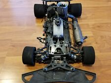 1/8 Nitro Mugen Seiki MRX 5 with Ninja MR1 Race Engine