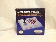 Nintendo NES Advantage w/ Box, Manual & Inserts
