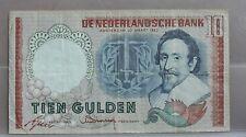 Nederland - Netherlands 10 gulden 1953 Hugo de Groot - NVMH 48-1b