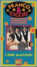FRANCO E CICCIO - I DUE MAFIOSI (1964) VHS