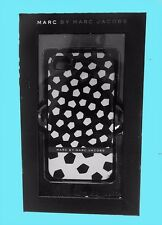 MARC JACOBS Black Multi Premium iPhone 4/4s Cover Case Msrp $38 *Comes in Box*