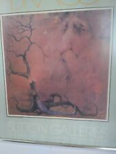 Charles Bragg In The Beginning THERE WERE Mistakes exhibit FRAMED signed Poster