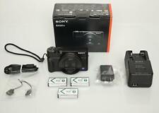 SONY CyberShot DSC-RX100VII Advanced Digital Camera EX+++/LN
