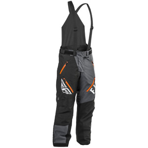 Fly Racing HydraGuard  SNX Pro Bib Men's Cold Weathers Snow Snowmobile Pants